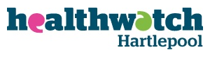 Healthwatch Hartlepool logo